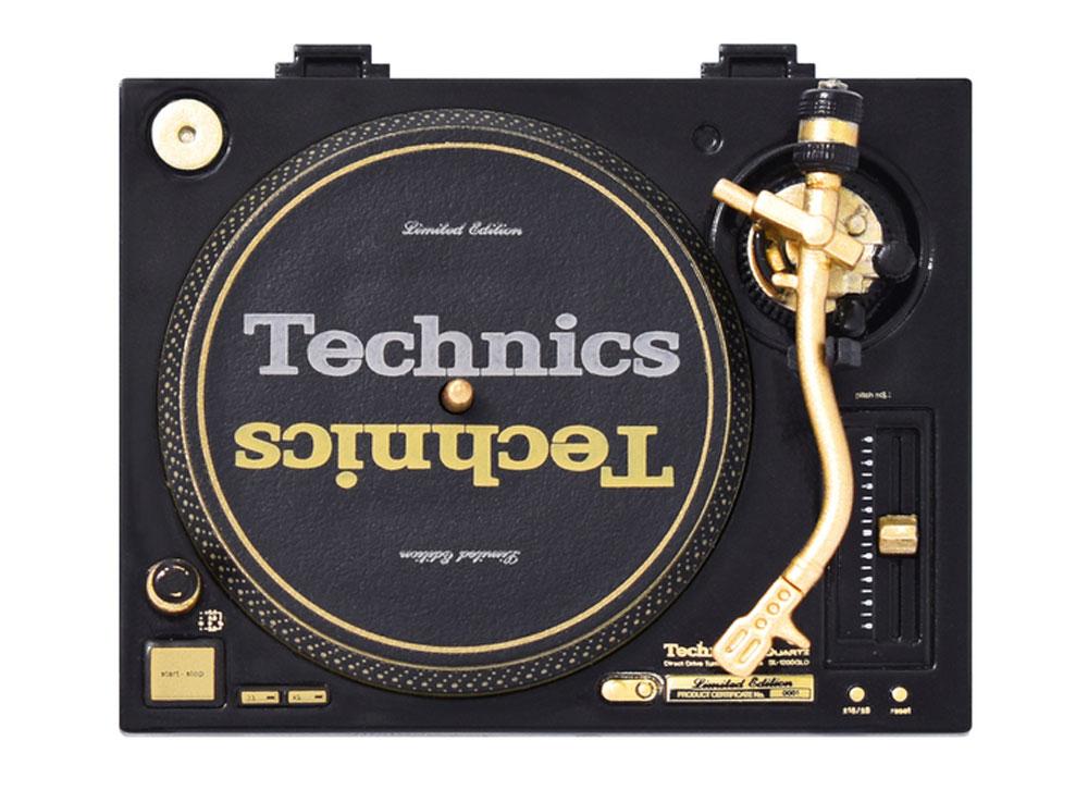 画像2: DJシーンで活躍したTechnicsのアナログターンテーブルを精緻にミニチュア化。名機「SL-1200MK2」など全5種を11月下旬に発売!