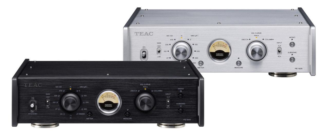画像: PE-505 | 製品トップ | TEAC - オーディオ製品情報サイト