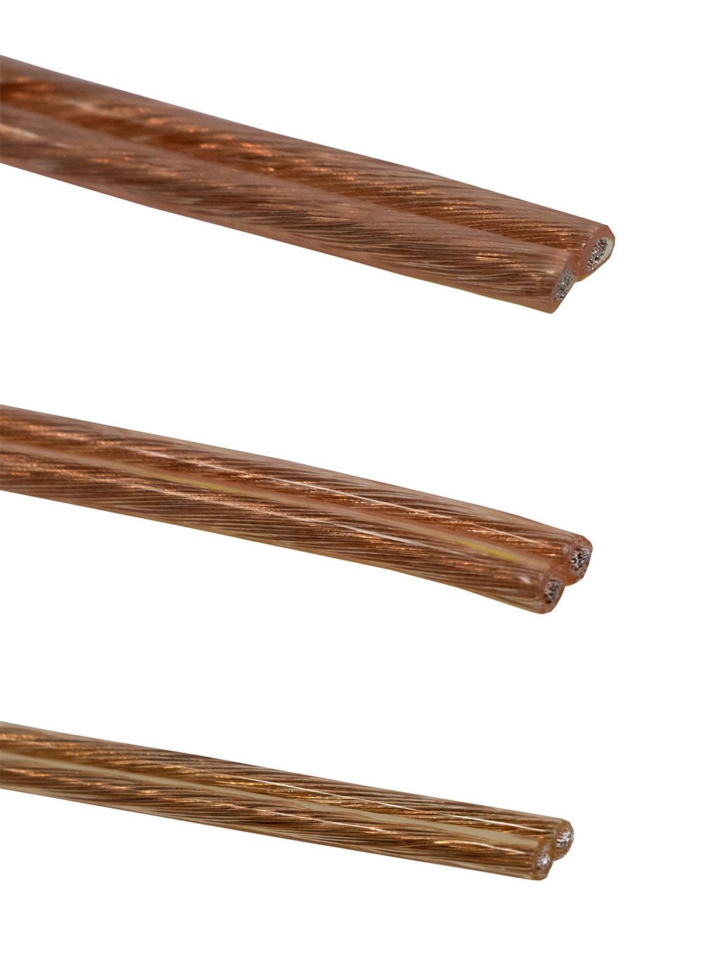 画像: 上から「ME-S12」(導線の直径約2.05mm)、「ME-S14」(同約1.63mm)、「ME-S16」(同約1.29mm)