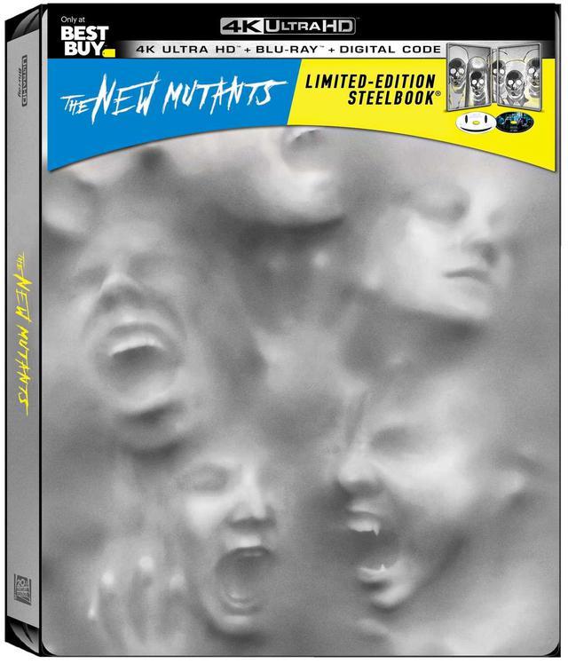 画像2: 『X-MEN』シリーズ・スピンオフ『ニュー・ミュータンツ』【海外盤Blu-ray発売情報】