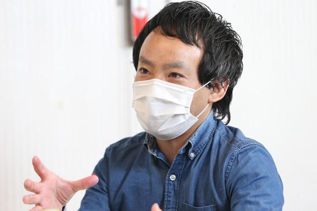 画像: e-onkyo music ディレクター 長田 渓さん