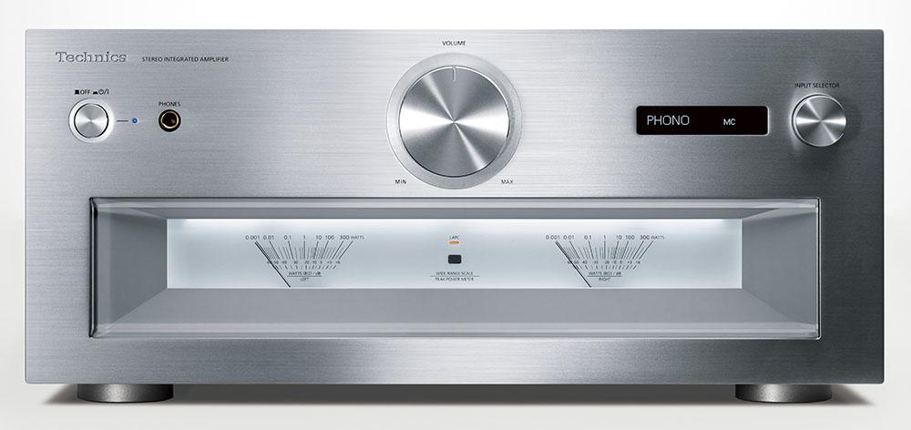 画像1: テクニクスが、リファレンスプリメインアンプ「SU-R1000」をリリース。第二世代フルデジタルアンプが、ハイレゾからアナログレコードまで、かつてない音で聴かせる