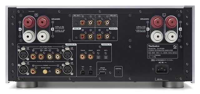画像3: テクニクスが、リファレンスプリメインアンプ「SU-R1000」をリリース。第二世代フルデジタルアンプが、ハイレゾからアナログレコードまで、かつてない音で聴かせる