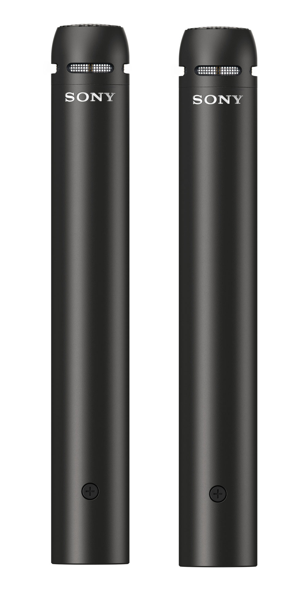 画像1: ソニー、50kHzまで収音可能な楽器用ハイレゾレコーディングマイクの特性を揃えたステレオペアモデル「ECM-100UMP」「ECM-100NMP」を10月23日に発売