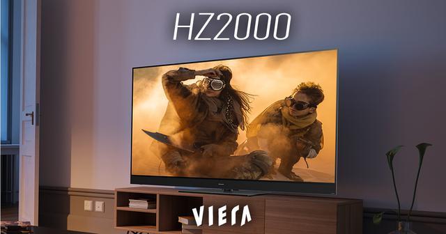画像: 4Kダブルチューナー内蔵 有機ELテレビ HZ2000シリーズ | 商品一覧 | テレビ ビエラ | 東京2020オリンピック・パラリンピック公式テレビ | Panasonic