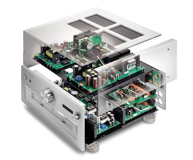 画像2: テクニクスが、リファレンスプリメインアンプ「SU-R1000」をリリース。第二世代フルデジタルアンプが、ハイレゾからアナログレコードまで、かつてない音で聴かせる