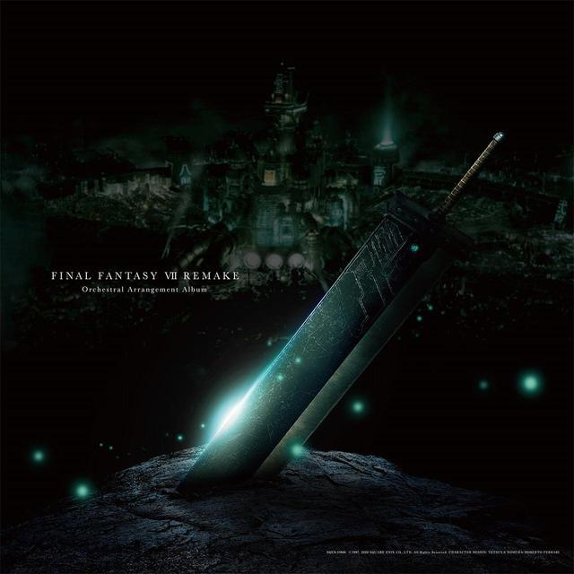 画像: FINAL FANTASY VII REMAKE Orchestral Arrangement Album / Various Artists
