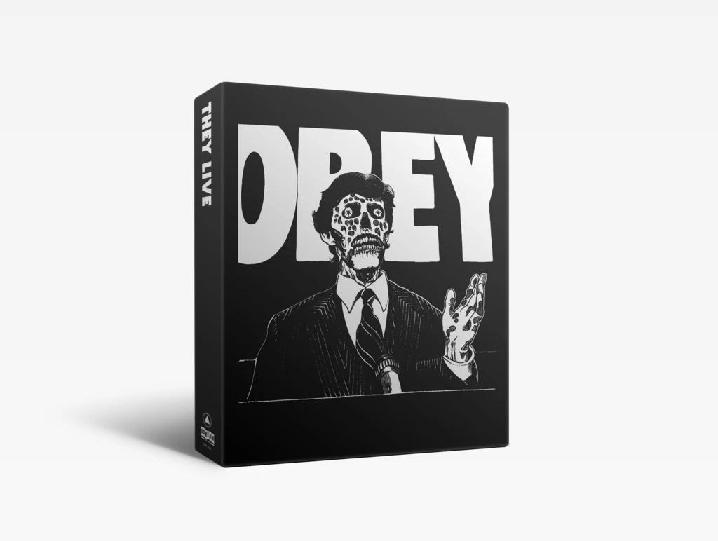 画像: DELUXE OFFER: THEY LIVE [Collector's Edition] + Poster + Exclusive Vinyl - $58.99