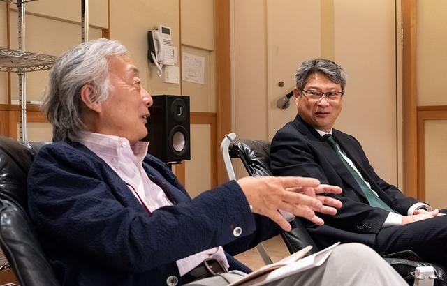 画像: 麻倉さんが「HD-8」の品質を認めてくれたこともあり、北澤さんはとても嬉しそうでした