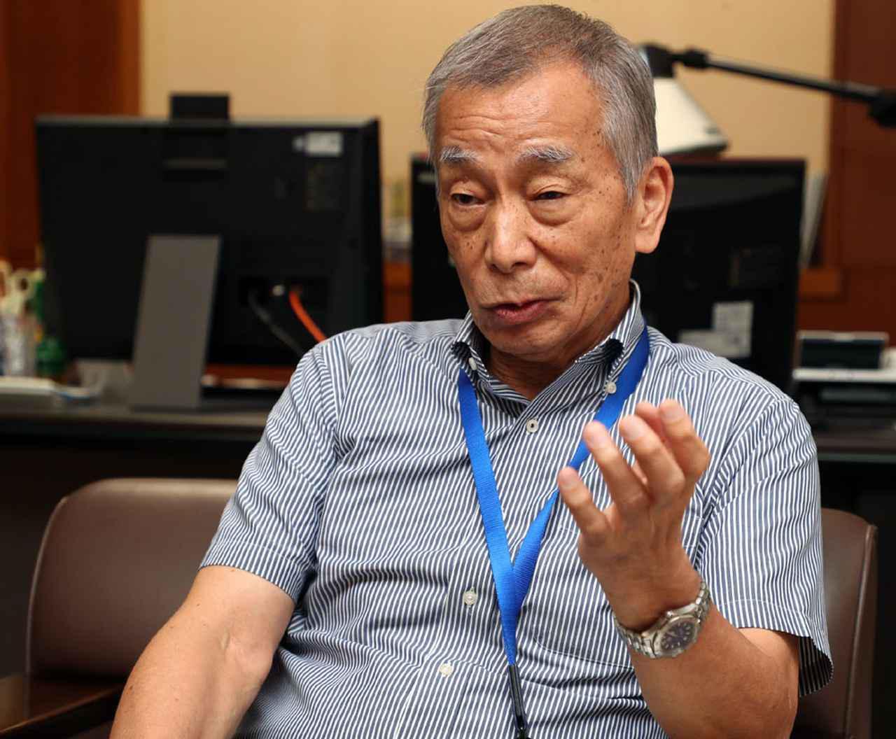 画像: インタビューにご対応いただいた、アストロデザイン株式会社 代表取締役社長の鈴木茂昭さん