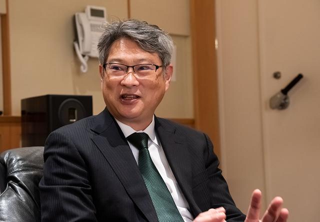 画像: サエクコマース株式会社 代表取締役社長の北澤慶太さん。8K対応HDMIケーブルを発売するにあたり、きちんとスペックを確認したいと麻倉さんに相談したほどの、生真面目な方です