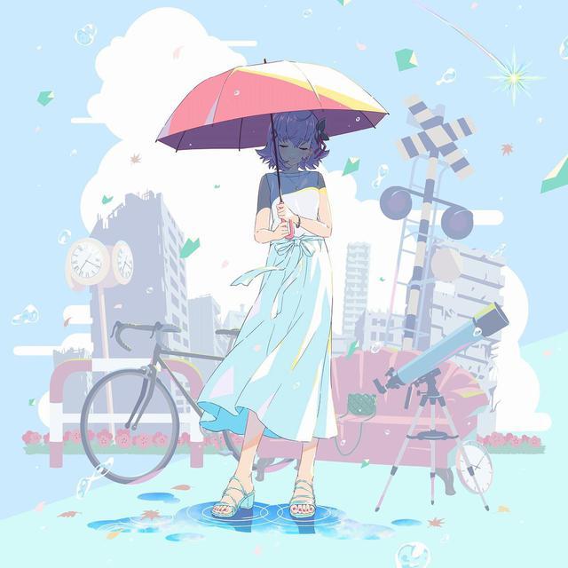 画像: Palette / 雨ニマケテモ