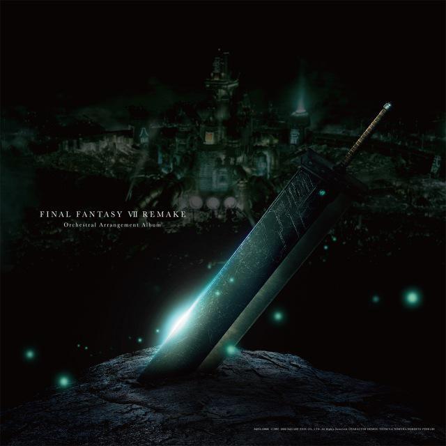 画像: FINAL FANTASY VII REMAKE Orchestral Arrangement Album / 1 on OTOTOY Music Store