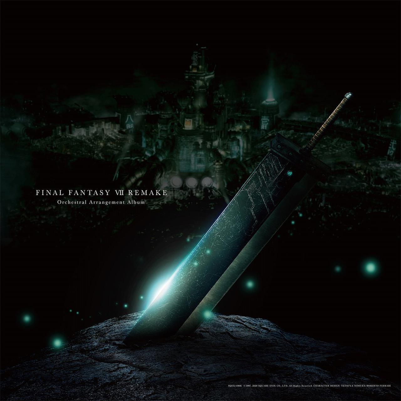 画像: FINAL FANTASY VII REMAKE Orchestral Arrangement Album / 植松 伸夫 and more