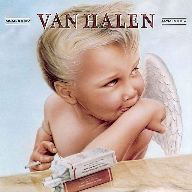 画像: 1984/Van Halen