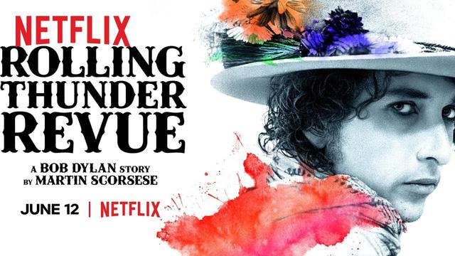 画像: 『ローリング・サンダー・レヴュー: マーティン・スコセッシが描くボブ・ディラン伝説』予告編 - Netflix www.youtube.com