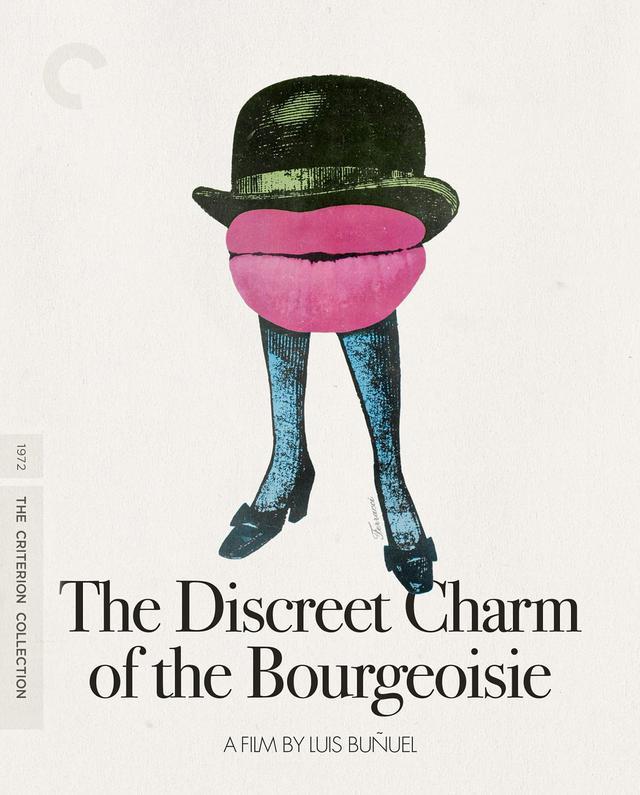 画像: ブルジョワジーの秘かな愉しみ 1972年/出演ジャン=ピエール・カッセル, デルフィーヌ・セイリグ, フェルナンド・レイ
