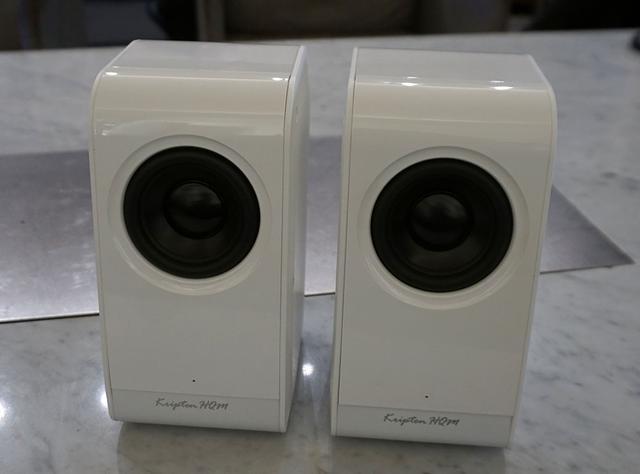 画像: 新製品の「KS-11」。写真はホワイト仕上げ