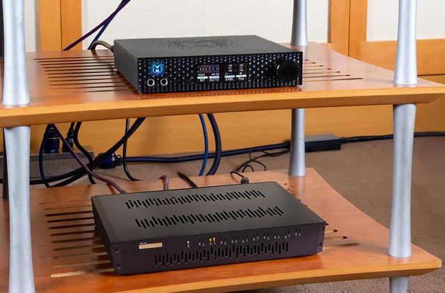 画像5: Diretta伝送で、音がこんなによくなるとは! SPECから登場したUSB Bridge「RMP-UB1」は、ハイレゾファンに大きな恩恵をもたらす注目アイテムになるだろう