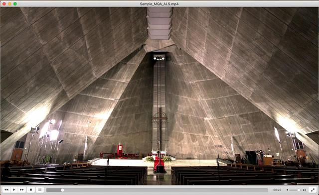 画像: WOWOW高音質配信実験。マックでAURO-3D配信を再生する方法 - Stereo Sound ONLINE