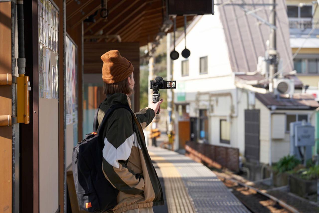 画像: ソニー、Vlog市場へ向けた新カテゴリーカメラ「VLOGCAM ZV-1」を6月19日に発売。商品へのピント合わせや、歩き撮り時の顔フォーカスなど、便利仕様・機能を満載 - Stereo Sound ONLINE