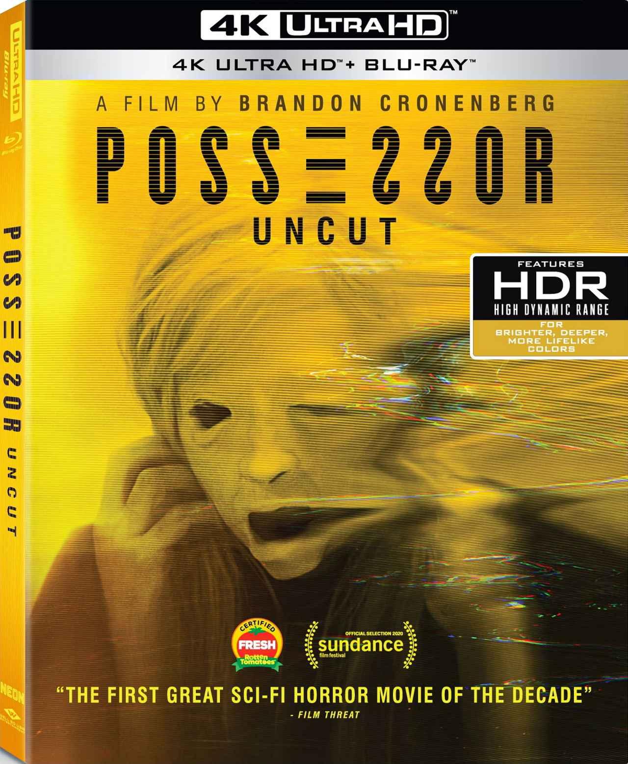 画像: クローネンバーグの息子ブランドン監督第2作『ポゼッサー』【海外盤Blu-ray発売情報】