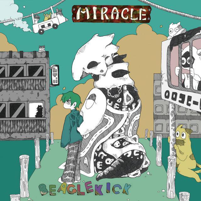 画像: MIRACLE / Beagle Kick on OTOTOY Music Store