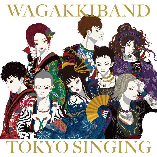 画像: TOKYO SINGING / 和楽器バンド on OTOTOY Music Store