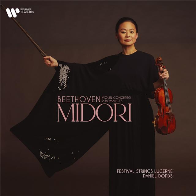 画像: Beethoven: Violin Concerto & Romances Nos 1 & 2/Midori