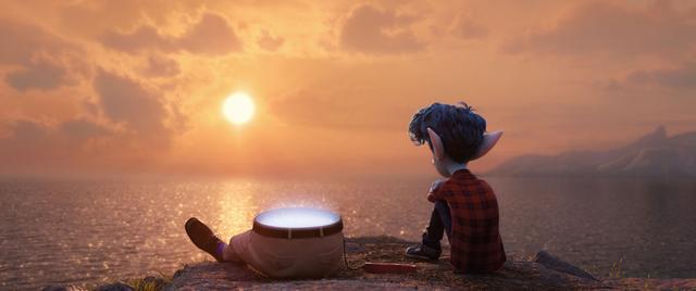 画像2: ディズニー&ピクサーが贈る『2分の1の魔法』が、12月16日にMovieNEX、4K UHD MovieNEXで登場。11月18日には先行デジタル配信開始