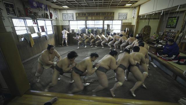 画像4: 世界初の大相撲ドキュメンタリー『相撲道〜サムライを継ぐ者たち〜』が今週末公開! 砂かぶりを体感できるドルビーアトモスサウンドはこうして生まれた