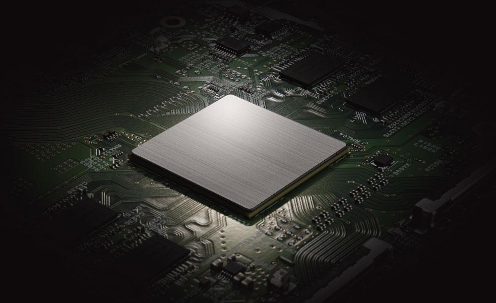 画像: 新開発の映像エンジン「レグザPower Drive」
