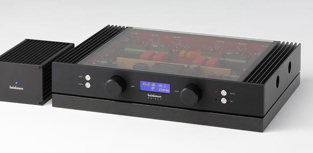 画像: ブリンクマンのフォノイコライザーアンプ第2世代機「Edison MkⅡ」は、声色の生々しさが印象的で立体感も豊か