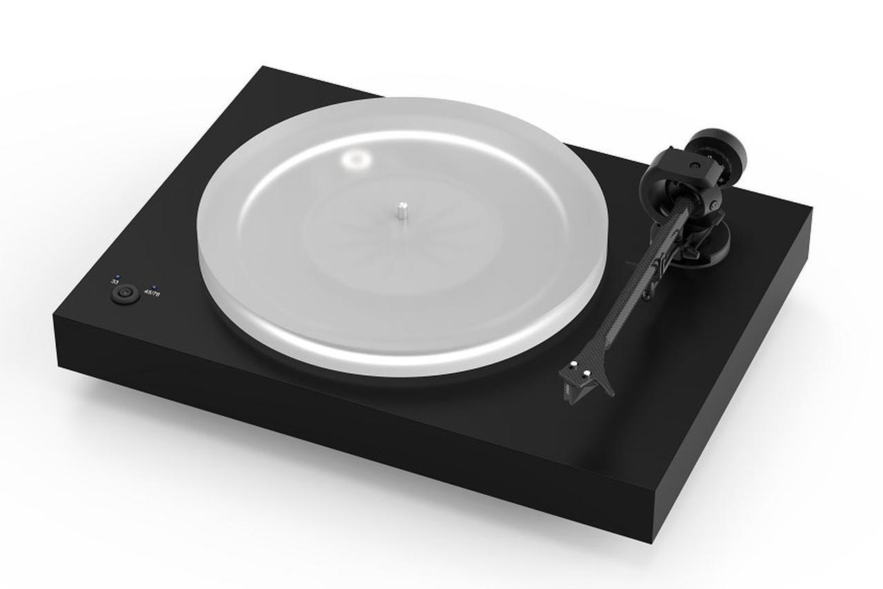 画像: Pro-Jectのレコードプレーヤー「X2」が6月に登場する。オルトフォン製MMカートリッジも付属し、より完成度を高めている - Stereo Sound ONLINE