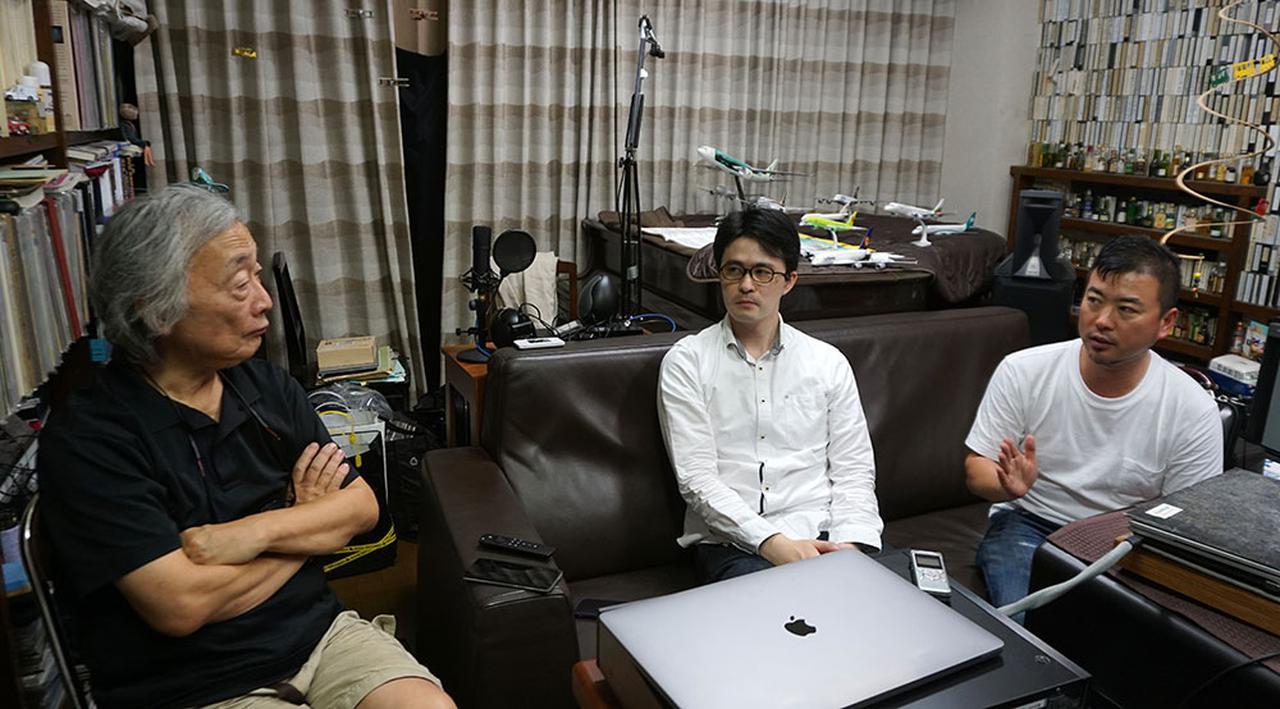 画像: 松田聖子さんへの愛を語る3名