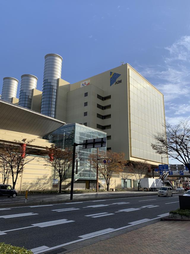 画像: AIM(アジア パシフィック インポート マート) ビルが会場 convention-a.jp