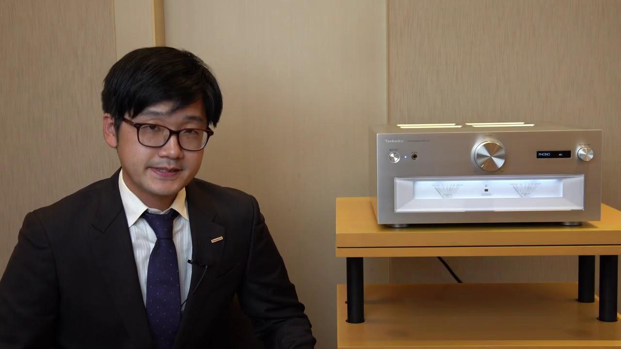 画像: 【テクニクス】StereoSound 217号(12月10日発売)「誌上東京インターナショナルオーディオショウ2020特集企画」 youtu.be