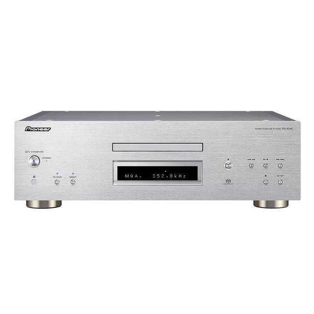 画像: ONKYO DIRECT|Pioneer PD-50AE(S) スーパーオーディオCDプレーヤー 3年保証: プレーヤー