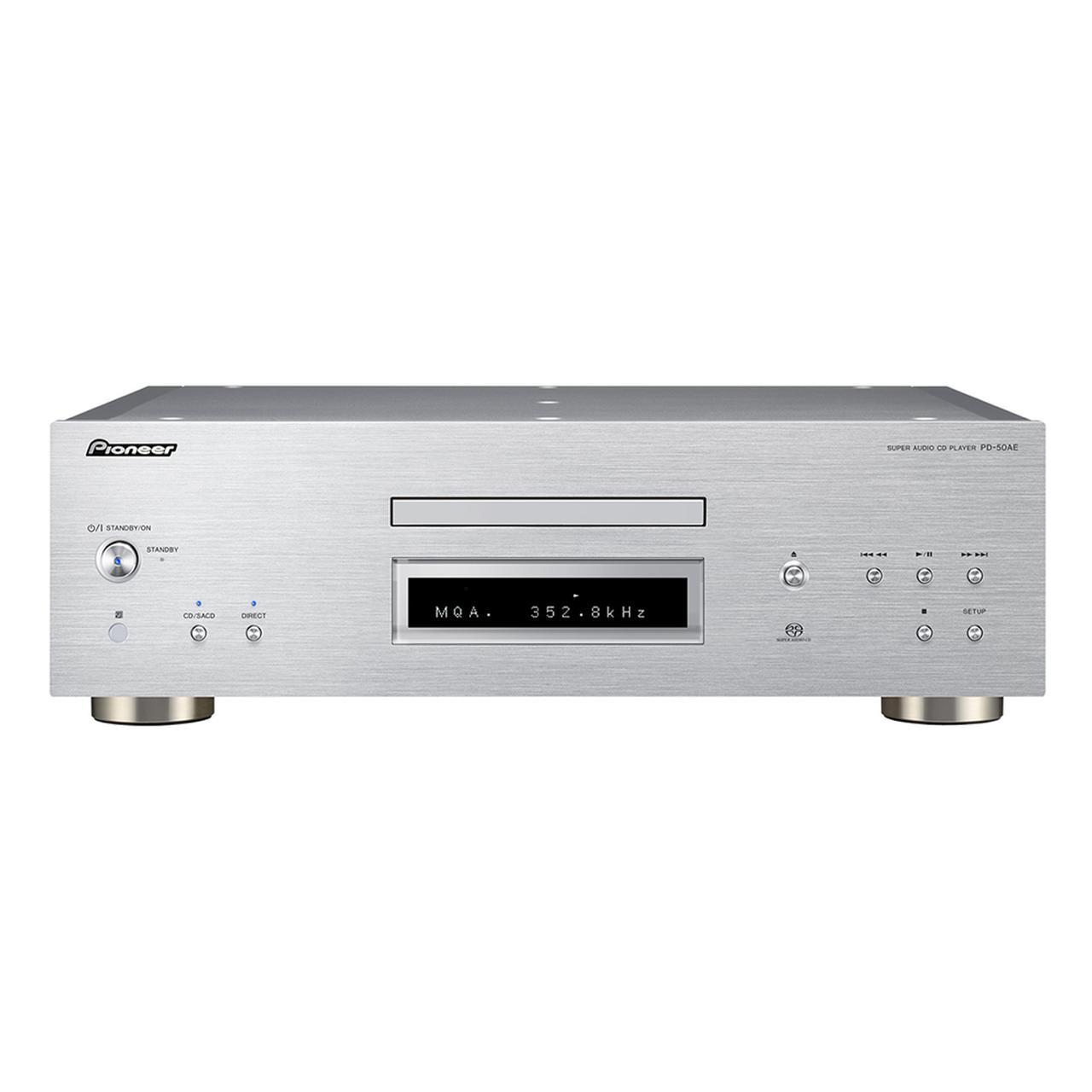 画像: ONKYO DIRECT Pioneer PD-50AE(S) スーパーオーディオCDプレーヤー 3年保証: プレーヤー