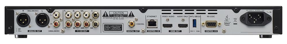 画像2: ティアックが業務用UHDブルーレイプレーヤー「BD-MP4K」を¥100,000で発売。ディスクメディアに加え、SDカード、USBメモリー、NASからのファイル再生も可能
