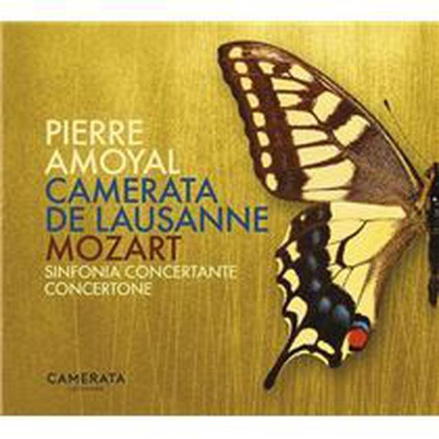 画像: Mozart: Sinfonia concertante & Concertone - ハイレゾ音源配信サイト【e-onkyo music】