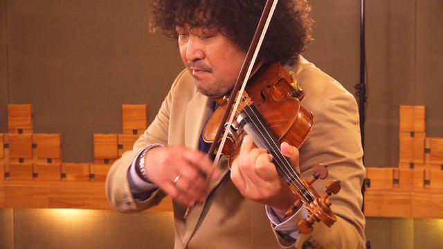 画像: ヴァイオリンには葉加瀬太郎も参加 ©2019 株式会社 音響ハウス