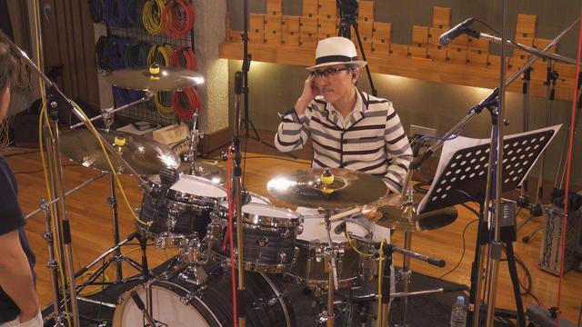 画像: ドラムは高橋幸宏が担当 ©2019 株式会社 音響ハウス