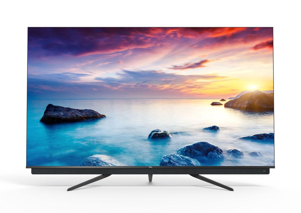 画像1: TCLジャパンエレクトロニクス、量子ドットLED技術「QLED」搭載&ドルビーアトモス対応の4K対応液晶テレビ「C815」シリーズほか、全7モデルを11月20日に発売
