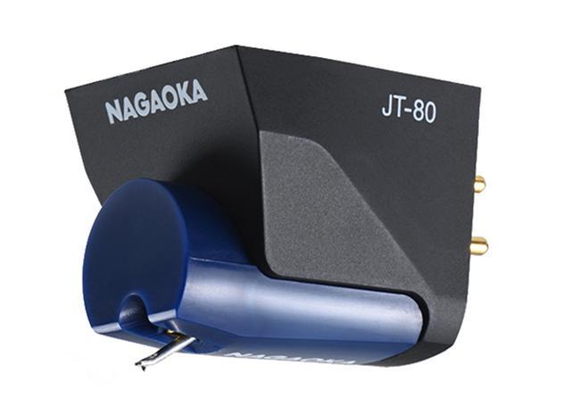画像1: ナガオカが、アナログレコード用カートリッジ「JT-80LB」を¥20,000で発売。JEWELTONEブランドとして、約40年降りのMM型カートリッジ新シリーズ