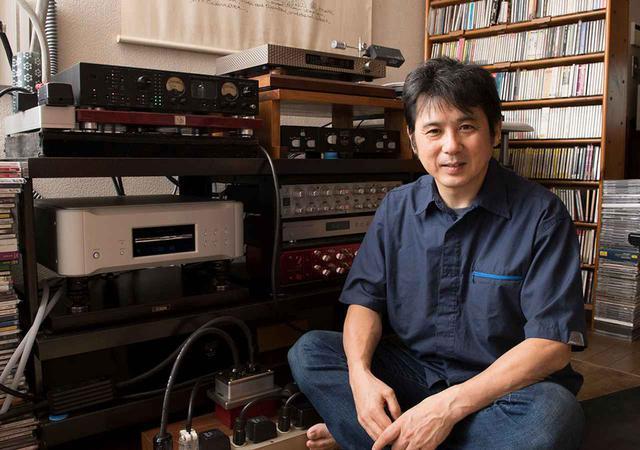 画像: オーディオ評論家の鈴木 裕さん