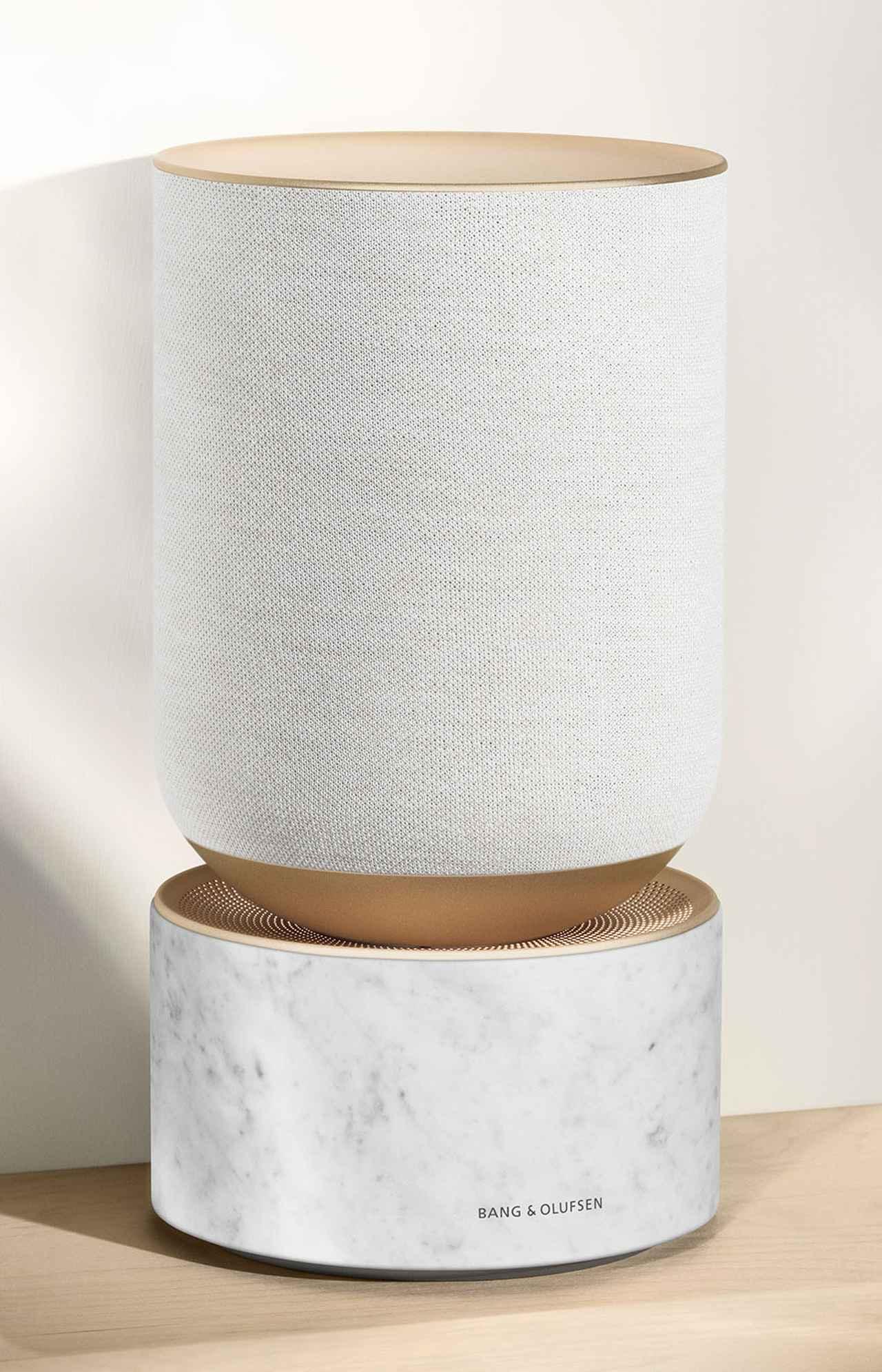 画像1: Bang & Olufsenが限定ラインの「Golden Collection」9モデルを発表。家族や仲間と家で過ごす大切な時間を祝福する為にデザインされた