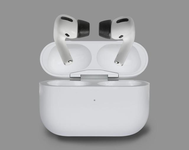 画像2: 快適な装着感と高い遮音性で上質な音楽体験が手に入る。「Apple AirPodsPro専用COMPLYイヤホンチップ」は、定価¥3,000で11月21日に発売
