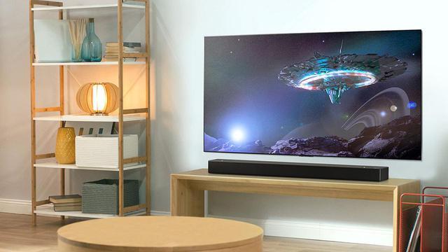 画像: LGがテレビやパソコンと組み合わせて使えるホームシアターシステムをリリース。サウンドバーの「SN7CY」はドルビーアトモス対応で、メリディアンのサウンドチューニングも施す - Stereo Sound ONLINE