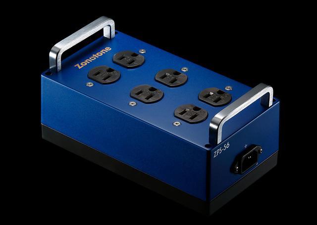 画像: ゾノトーンのハイエンド電源ボックス第二弾! 「ZPS-S6」は、高純度素材4種ハイブリッド・3.5スケア導体を堅牢なアルミダイキャストボックスに格納